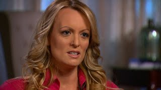 """Stormy Daniels: """"He knows I'm telling the truth"""""""