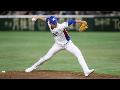 Highlights: Chinese Taipei v Korea - Asia Professional Baseball Championship 2017