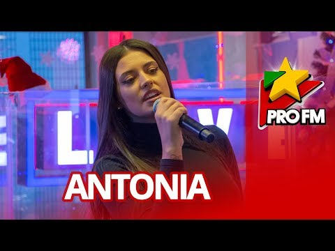 ANTONIA - Matame | ProFM LIVE Session