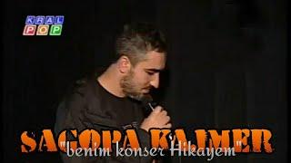 Sagopa Kajmer - Benim Konser Hikayem (Kral POP TV)