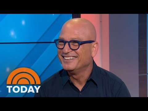 Howie Mandell Talks 'America's Got Talent,' Simon Cowell & More | TODAY