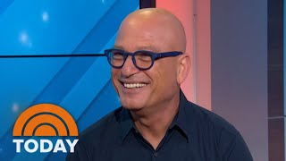Howie Mandell Talks Americas Got Talent, Simon Cowell &amp More  TODAY