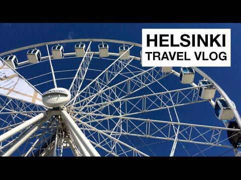 Helsinki Finland Travel Vlog ✈ 2016 | chelseapearl.com