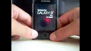 (RESET) - Galaxy Y GT-S5360B