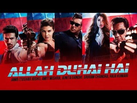 Aalah Duhai Hai | Race 3 | Salman Khan | Amit Mishra | Fresh Music