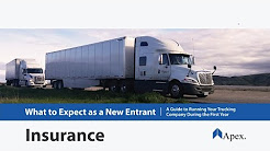 How to Get Commercial Trucking Insurance for a New Trucking Company