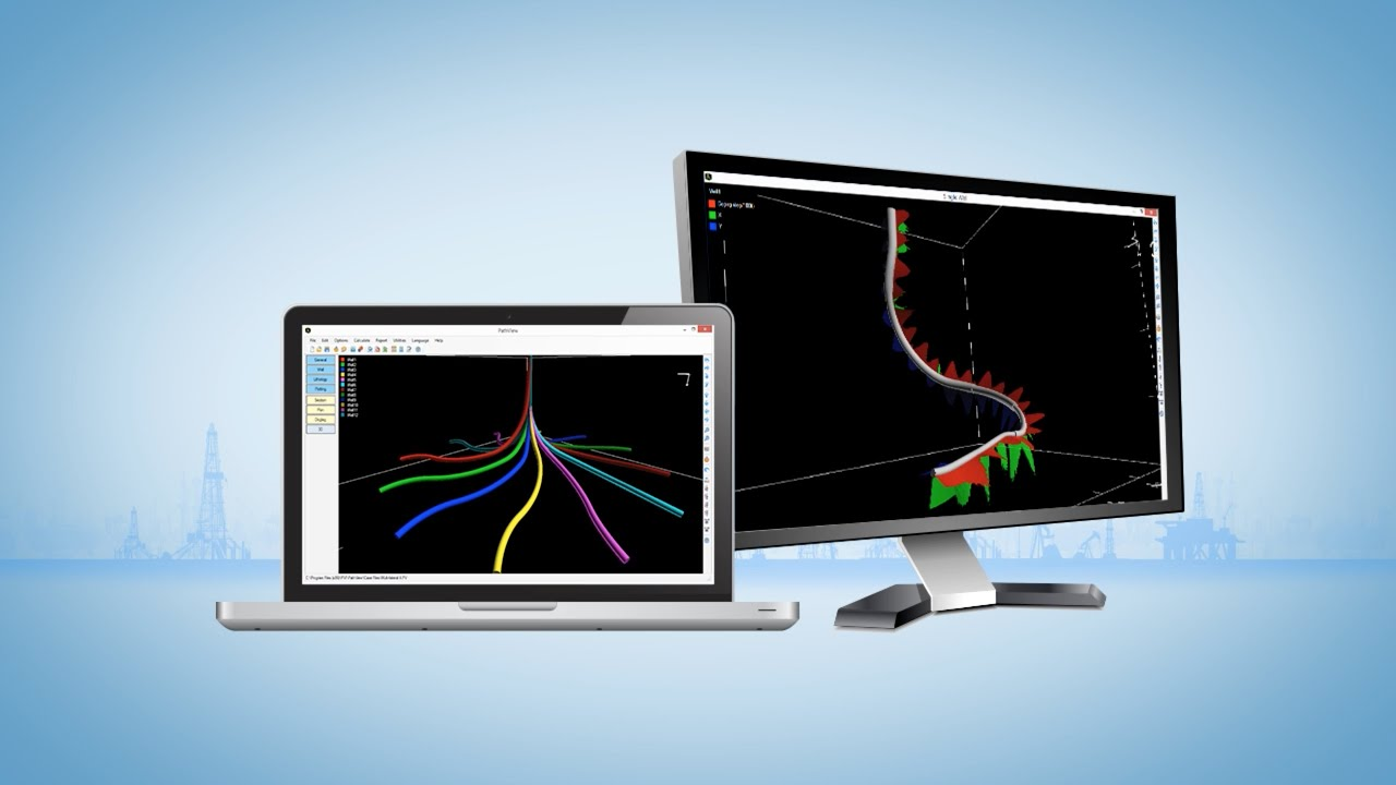 PathView - An Interactive 3D Well Path Visualization Software by Pegasus  Vertex, Inc