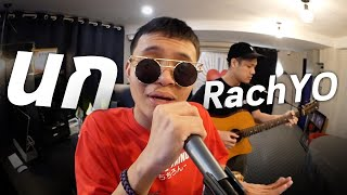 นก - RachYO (Acoustic Version) Live in Sean Studio