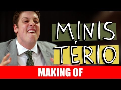 MAKING OF – MINISTÉRIO
