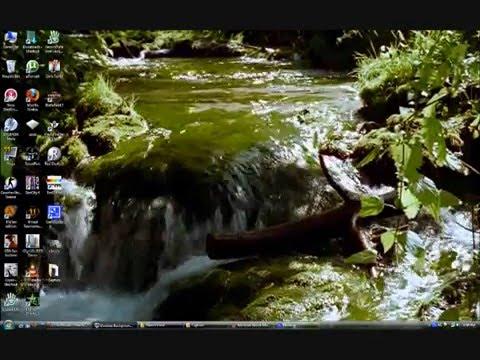 push entertainment dreamscene video wallpaper crack screen
