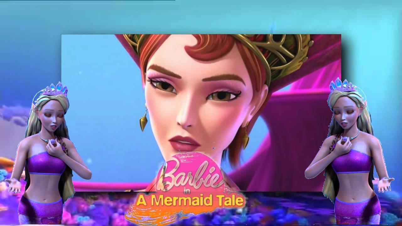 Les Jours De Barbi : Barbie et le secret des sirènes queen of the wave version
