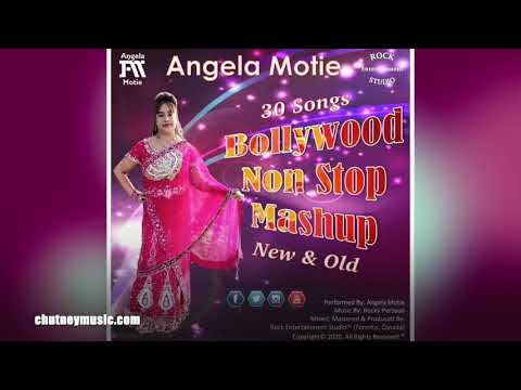 Angela Motie - 30 Bollywood Songs Mashup (2020 Bollywood Cover)