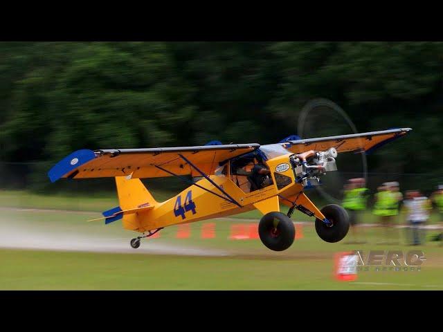 Aero-TV At SnF21: Fly It Like You STOL It... STOL Demos at Lakeland