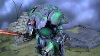 Knight Titan Castigator Bubblegum Crisis Inspired