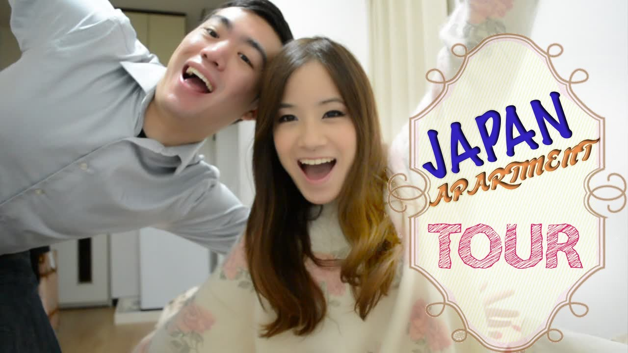 My japan apartment tour with my boyfriend doovi for Apartment japanese movie