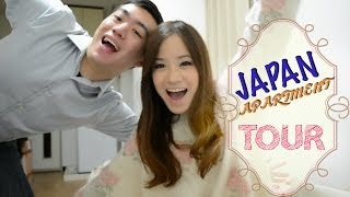 My Japan Apartment Tour!