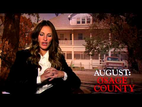 August: Osage County: Julia Roberts  Movie