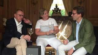 CHAMPAGNE JAYNE TV tastes Champagne Dom Perignon 2008