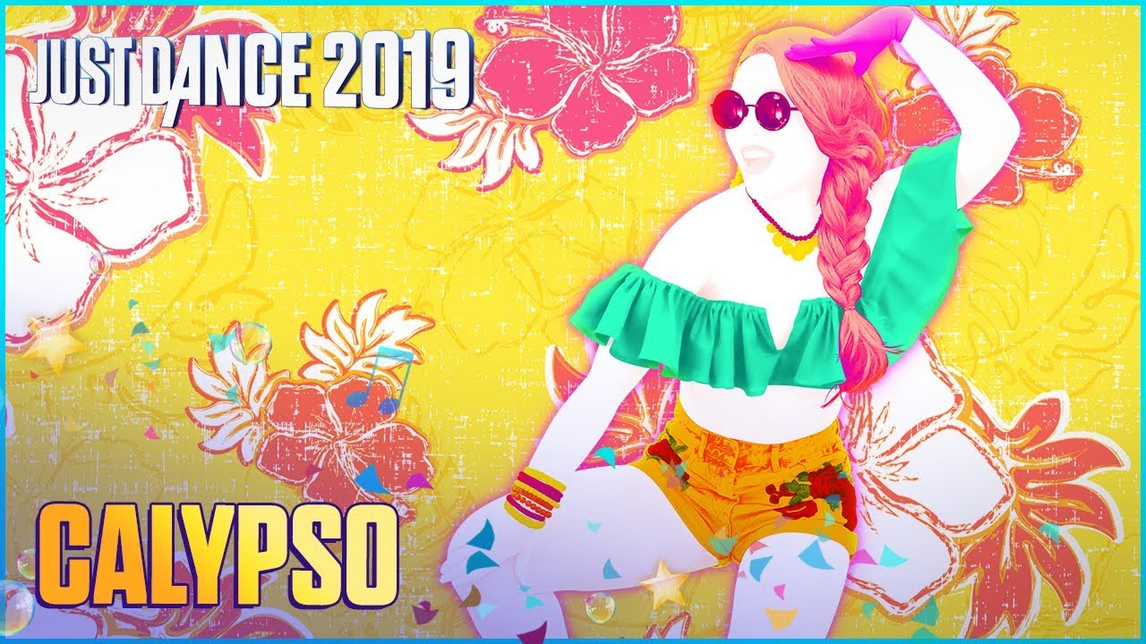 Just Dance 2019: Calypso by Luis Fonsi Ft  Stefflon Don | Official Track  Gameplay [US]
