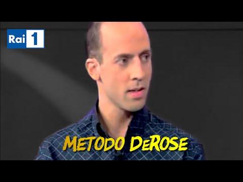 Istruttore Carlo Mea - Metodo DeRose - RAI 1