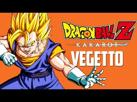 Dragon Ball Z Kakarot #18 - Vegetto, a FUSÃO de Goku e Vegeta