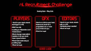 nL Recruitment Challenge l 31st May Deadline