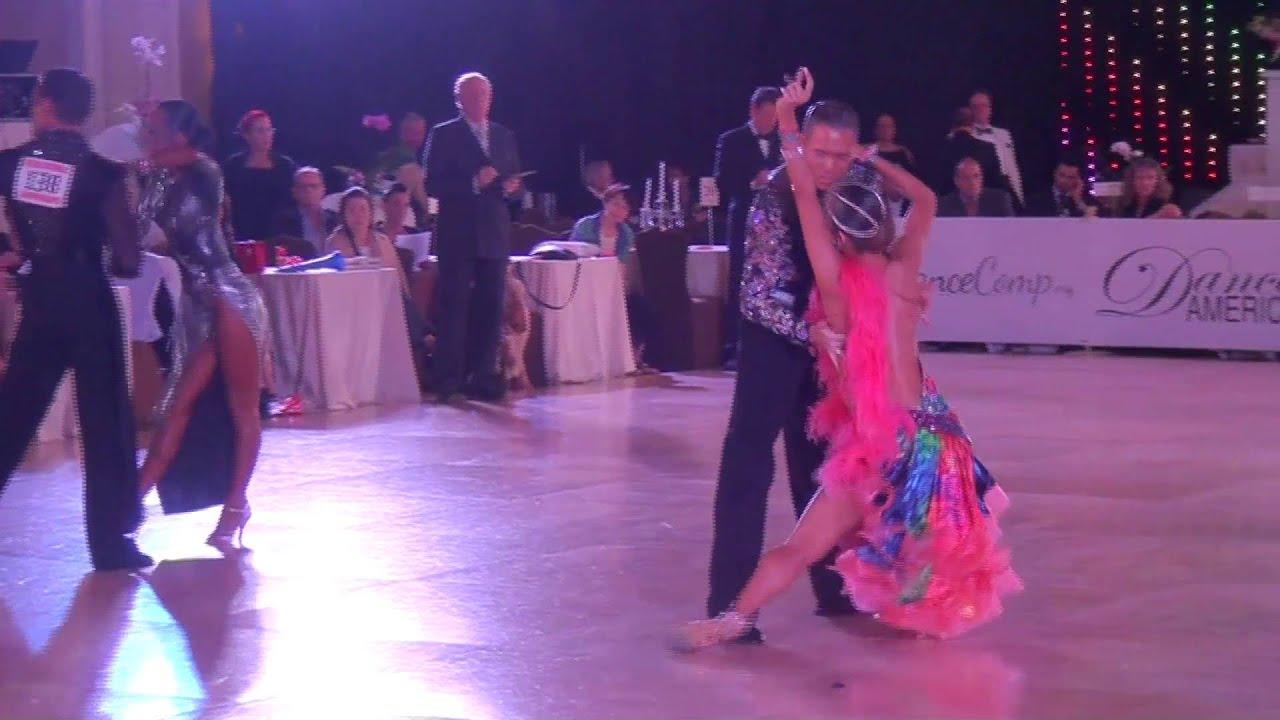 Professional International Latin Final Round 2015 Grand National Championships
