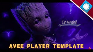 Template avee player terbaru FREE donwload