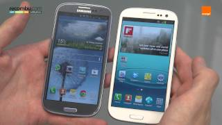 Samsung Galaxy S3 S-Beam demonstration