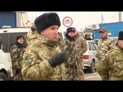 Активисты «Аскера» приступили к патрулированию админграницы с Крымом