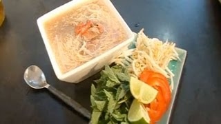 Vietnamese Noodle Soup Recipe - Five Minute Food