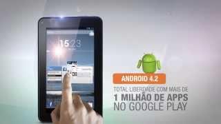 Tablet Multilaser M7s Dual Core