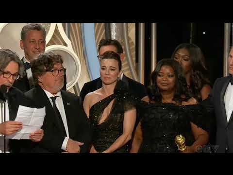 Greenbook acceptance speech at the 2019 Golden Globes