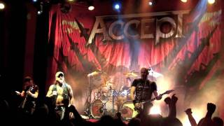 ACCEPT - Love child @ Trädgårn