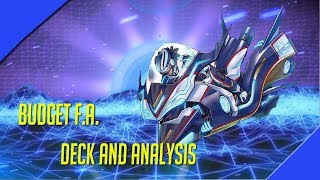 [YGO Pro] #遊戲王 牌組及分析 F.A.牌組 低配版 OCG 10月表 #EP18 [中文字幕]