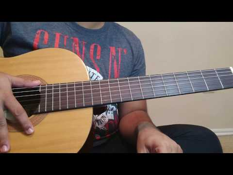 HERO | ENRIQUE IGLESIAS | GUITAR CHORDS LESSON