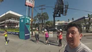 Fun at the 2017 LA Marathon