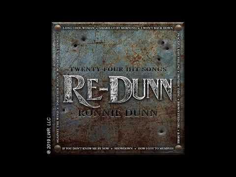 Ronnie Dunn - Long Cool Woman (In a Black Dress) Audio Video
