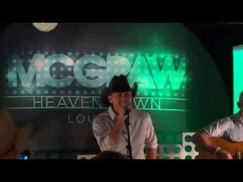 Tim McGraw covers George Strait's