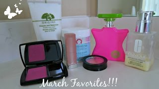 Monthly Favorites⎮March 2016!