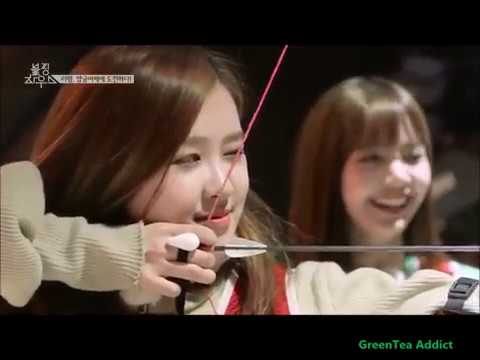 [Part 1] BLACKPINK LISA - 'THE BET' (ARCHERY)