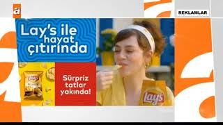 ATV Yeni Reklam Jeneriği Lays 6