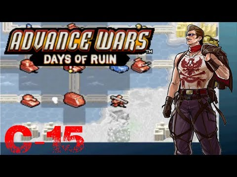 Advance Wars: Days of Ruin - Chapter 15 (Icy Retreat) [S]