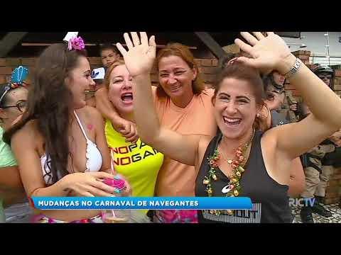 Carnaval de Navegantes sofre mudanças para a edição de 2019