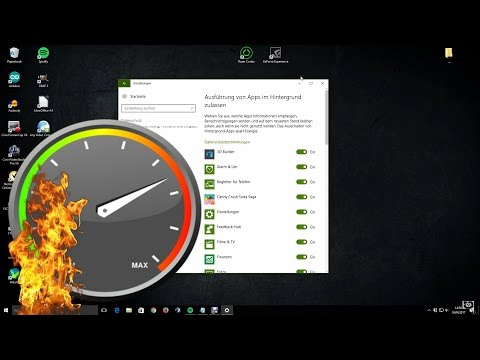 💻 PC/Laptop und Spiele EXTREM 🔥 schneller machen [Windows 10] [HD] VOL. 2