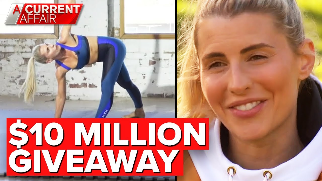 Celebrity trainer's exclusive wellness membership giveaway | A Current Affair