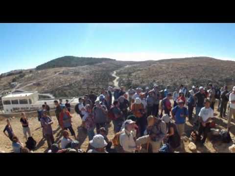 בתי כנסת בדרום הר חברון/Ancient Synagogues in South Hebron Hight