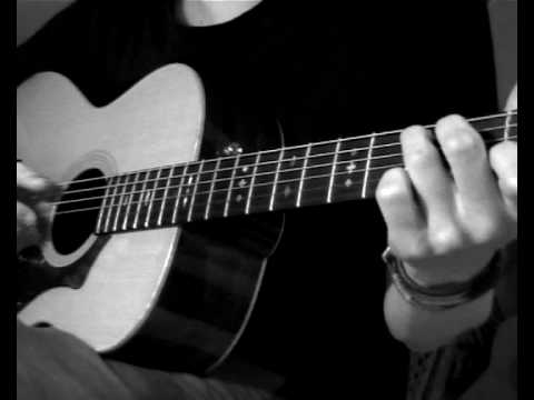 Mad World (Gary Jules) - Acoustic cover