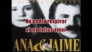 Para Que (Pista/Karaoke) Demo - Ana y Jaime