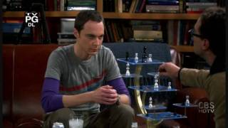 The Big Bang Theory: 3D Chess: A Sequential Game thumbnail